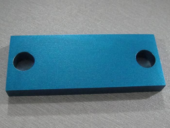 CNC machining Aluminum parts -