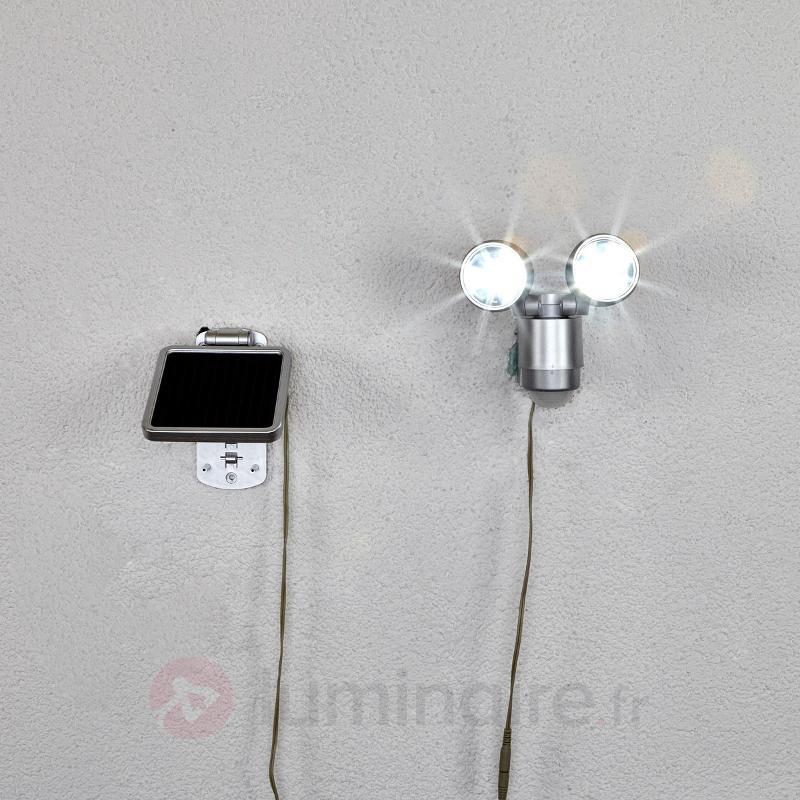 Applique solaire Shira à LED - Lampes solaires avec détecteur