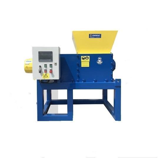 Organic waste shredder | Organic Waste Shredding Machine - Waste Shredder Two Shaft Shredder Two Shafts Shredder(MSB-H)