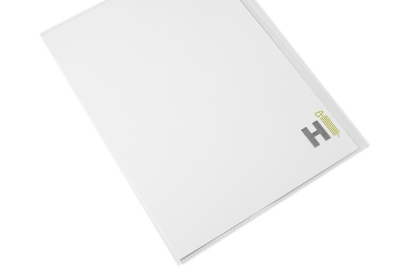 Aktenhüllen / Klarsichthüllen bedruckt - null