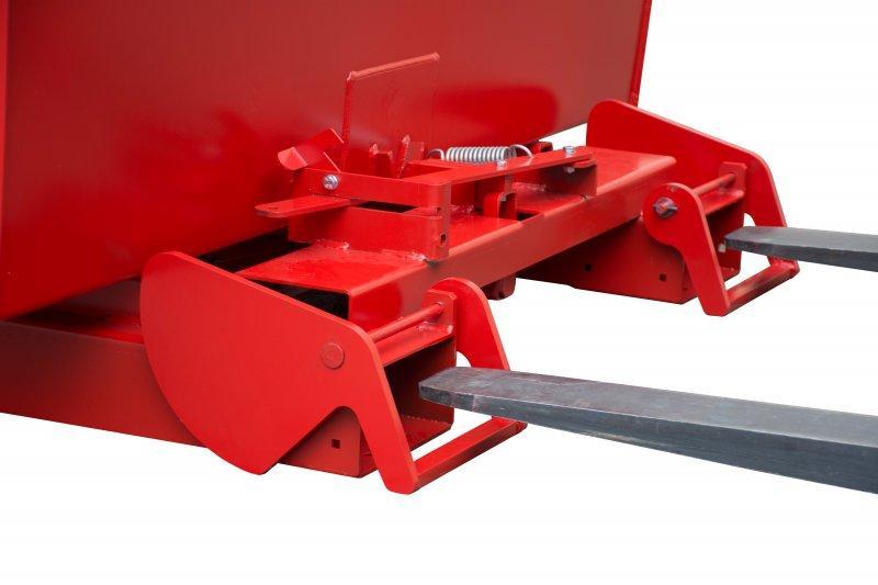 Bennes basculantes de type 4A - L'automatique à système de déroulage
