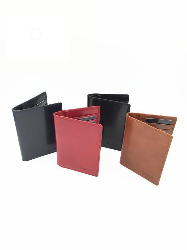 RFID portemonnee - Leren portefeuille heren