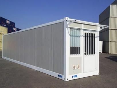 Accomodation Units - Energy efficient Accommodation units for the most adverse conditions
