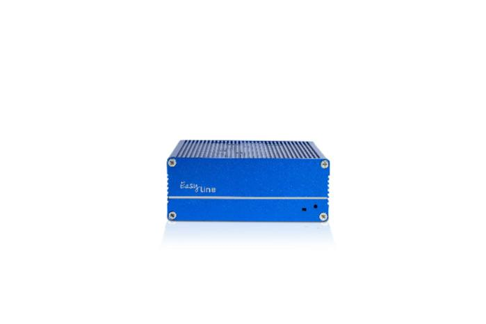 smartEASY Single in copper - smartEASY Full HD KVM Extender over IP