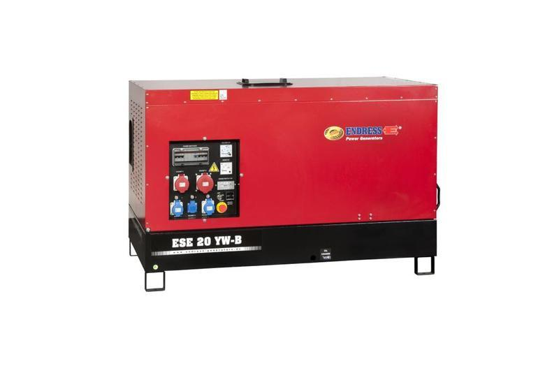 POWER GENERATOR for Professional users - ESE 20 YW-B