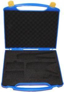 Tools for street lighting instal - Plastic case with foam insert for VSS