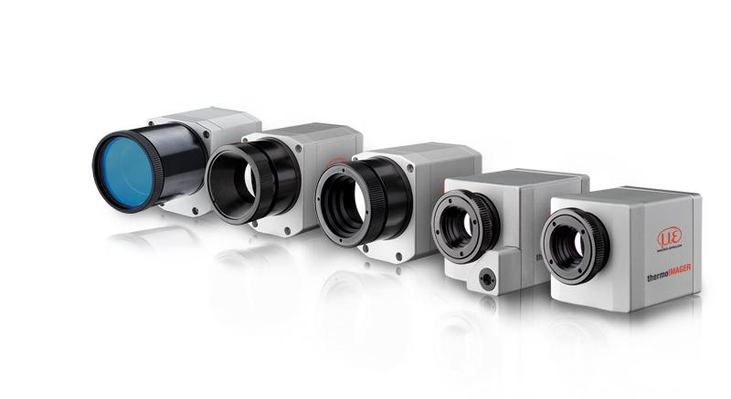 Compact thermal imaging cameras - thermoIMAGER TIM