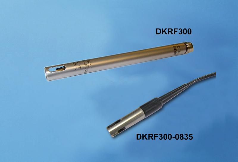 Humidity Sensors, Hygrometers - DKRF300 Humidity Probe, two-wire digital