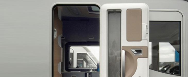 Interior door panelling In good shape en route - Interior door panelling ABS/ASA PS
