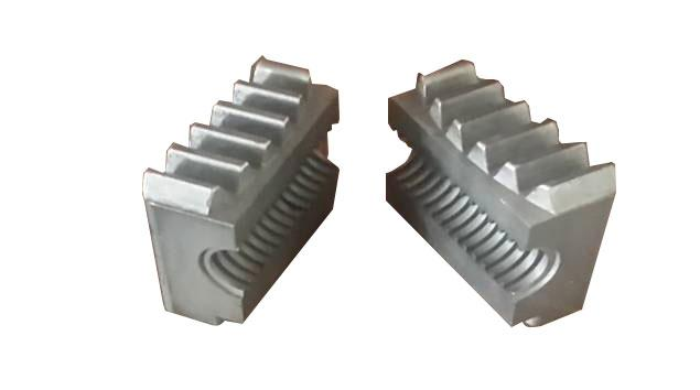 Metal machining part