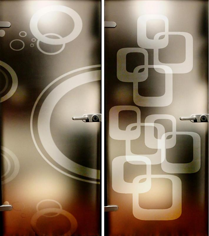 SCREEN PRINTING DECORATIVE GLASS - null
