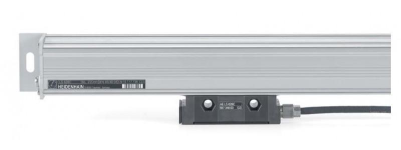 LS 600 封闭式直线光栅尺 - LS 600 系列  封闭式直线光栅尺  紧凑光栅尺外壳