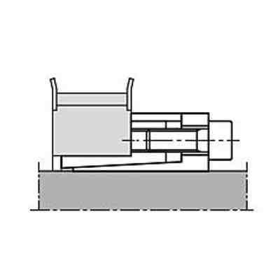 Bague de serrage forme A avec paroi fine - Ensembles de serrage arbres-moyeux