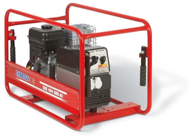 POWER GENERATOR for Professional users - ESE 404 SHS-AC