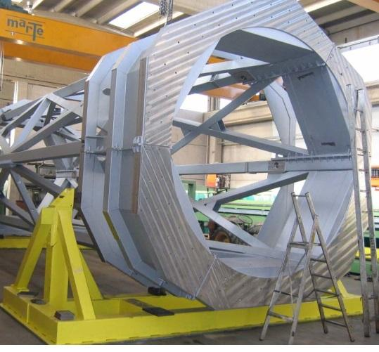 MACHINING OF FRAMES FOR AIRCRAFT - Machining