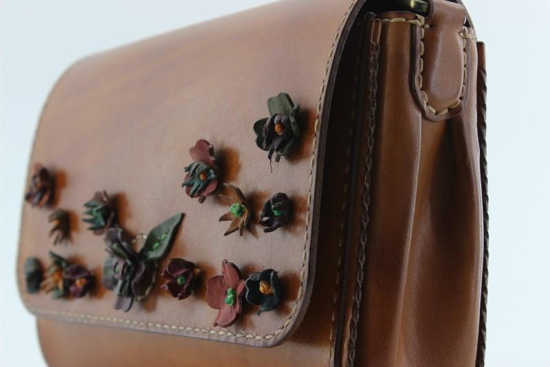 bayan çanta - el yapımı deri bayan çanta