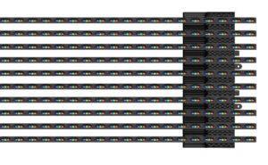 AGILIS – Ledwall trasparente mesh per facciate digitali - null