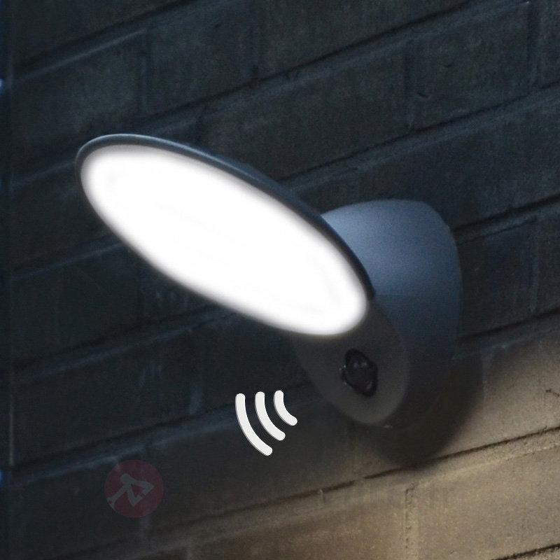 Applique d'extérieur LED Tona avec capteur - Appliques d'extérieur avec détecteur
