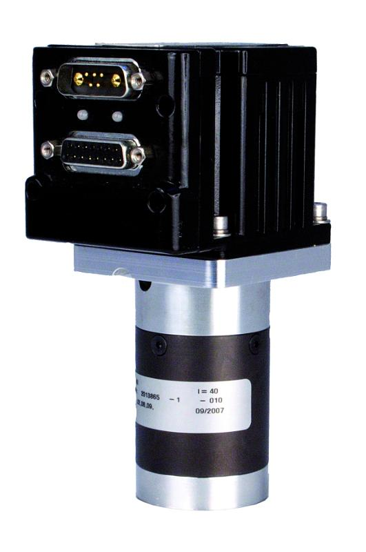 Servomotor ViscoPro-C  - zum Antrieb der ViscoTec Dispenser RD-EC