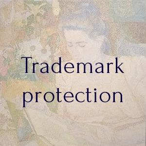 Trademark protection services -
