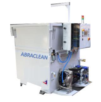 ABRACLEAN II - Die leistungsstarke Entschlammungsanlage mittels Luftpumpe zu Hydrozyklon fort