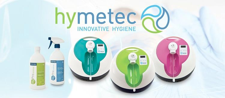 HYMETEC  - Disinfecting solutions for laboratories