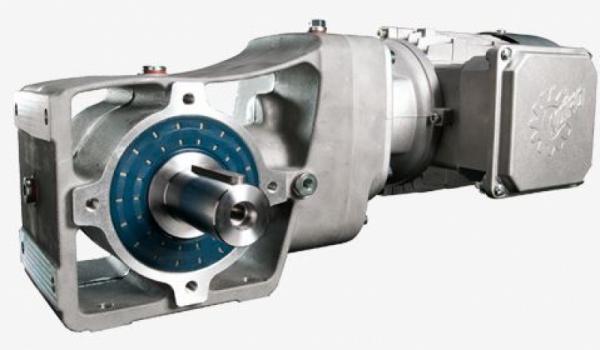 Kegelradgetriebemotor - NORDBLOC.1