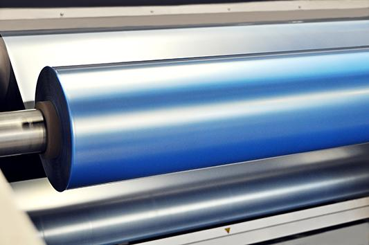 FLAT FILM, SHEETS  - Industrial packaging films