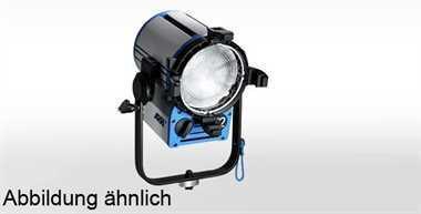 Halogen spotlights - ARRI True Blue T2 P.O. black bare ends