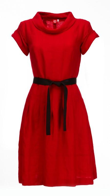 RED DRESS - Dresses
