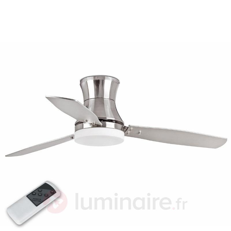 Ventilateur de plafond lumineux TONSAY - Ventilateurs de plafond modernes