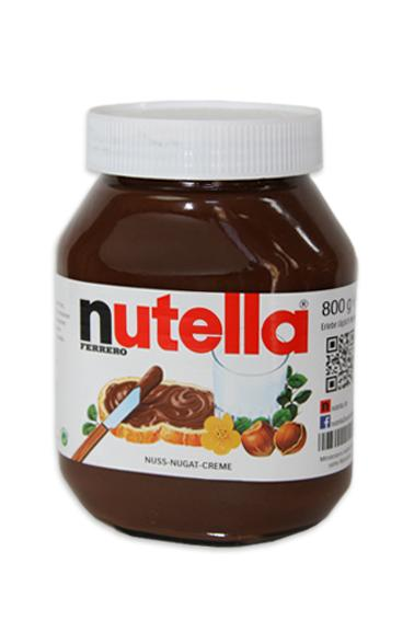 FERRERO NUTELLA Nuss Nougat cream - null