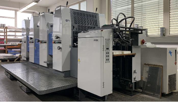 Ryobi 524 HX - Used Machine