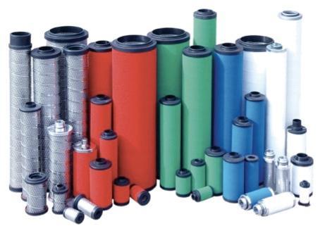 Coalescers - Filtres pour compresseurs