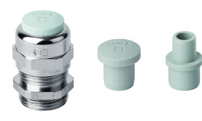 PERFECT pressacavi Pg in ottone - PERFECT pressacavi in ottone nichelato con filetto Pg
