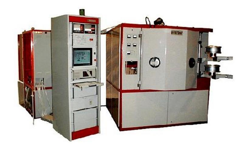 Установки вакуумной металлизации  из Беларуси