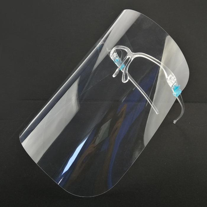 Medical Face Shield Goggles Safety Glasses  - Anti Fog Transparent Eyes Glasses Mouth Nose Protection Medical Face Shield