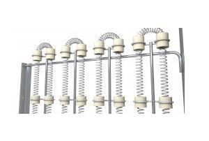 Calentadores de Espiral Abierto -