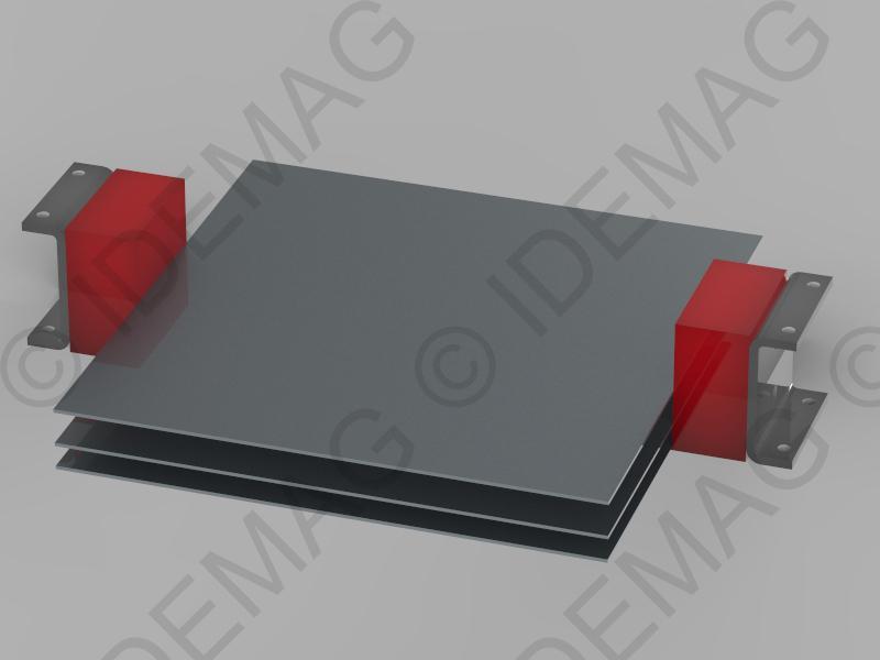 MAGNETIC SHEET FLOATER - MAGNETIC SEPARATION