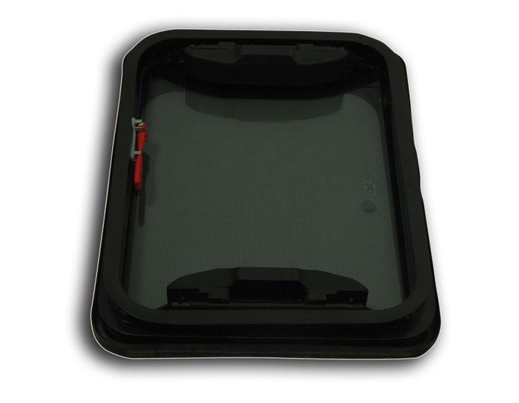 Bus Spare Parts and Body Parts - Roof Hatch Glass and Metal