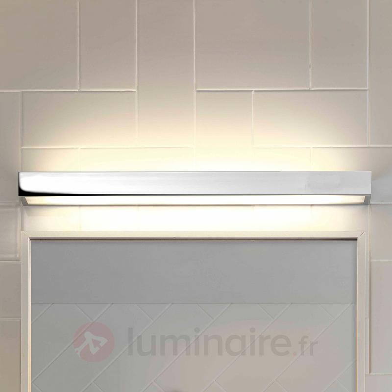 Gracieuse applique TALLIN, longueur 60 cm - Appliques chromées/nickel/inox