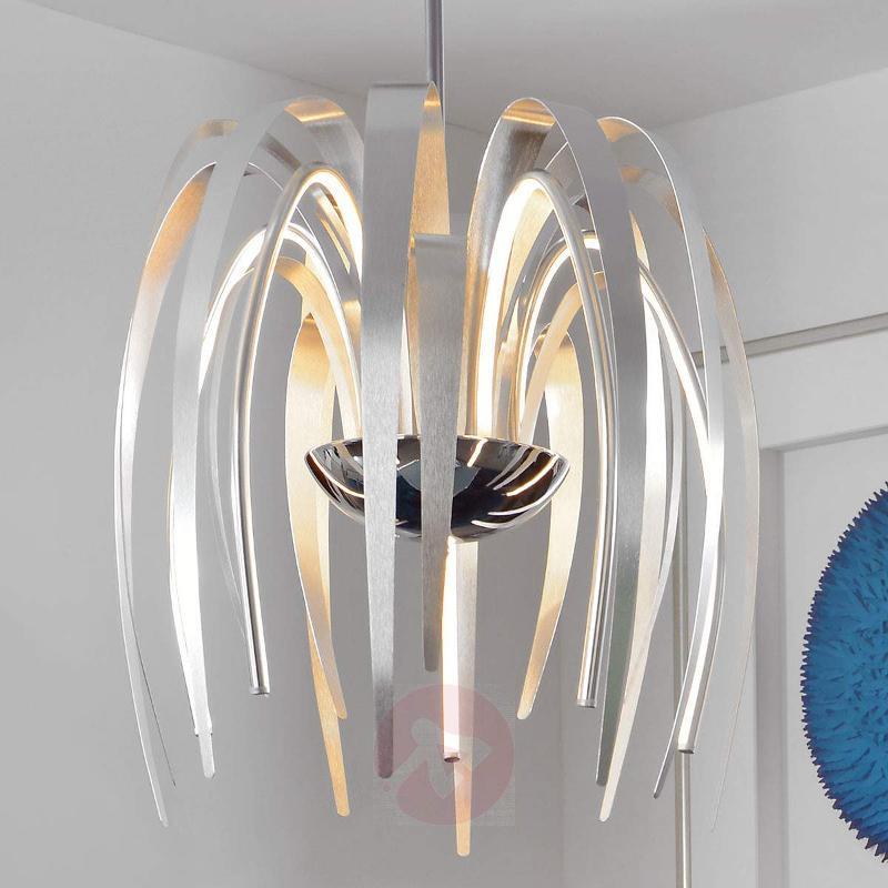 Leave - beautifully formed LED hanging light - Pendant Lighting