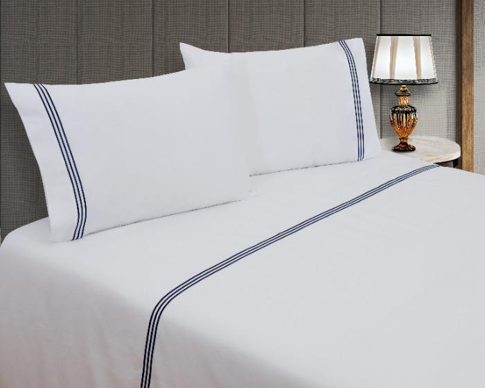 bedding set  - Bedding set 100% Egyptian cotton satin