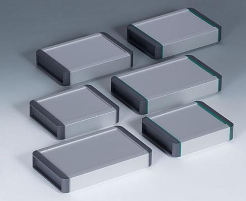 Smart-Terminal - Sophisticated aluminium profile enclosures for central control units