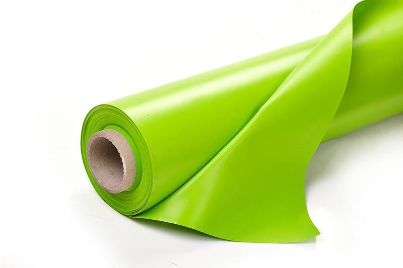 PVC FÓLIE A SVAŘOVANÉ VÝROBKY - Měkčené PVC fólie