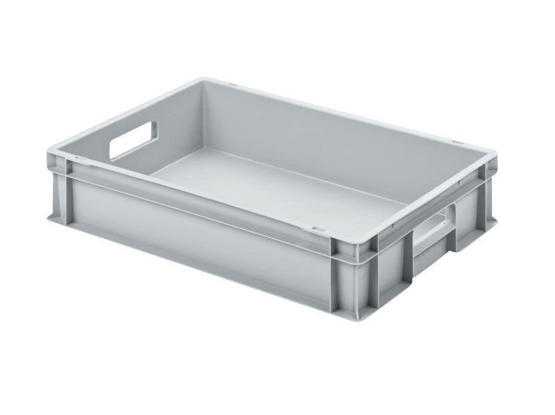 Stacking box: Ronny 120 DG - Stacking box: Ronny 120 DG, 600 x 400 x 120 mm