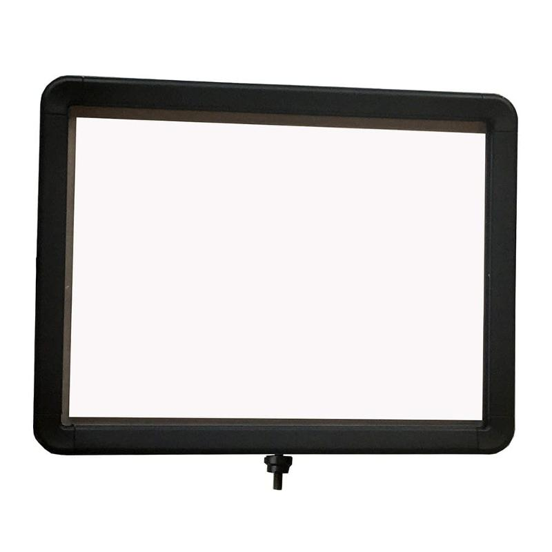 Support affiche rotatif noir mode paysage ou portrait... - Aménagement intérieur