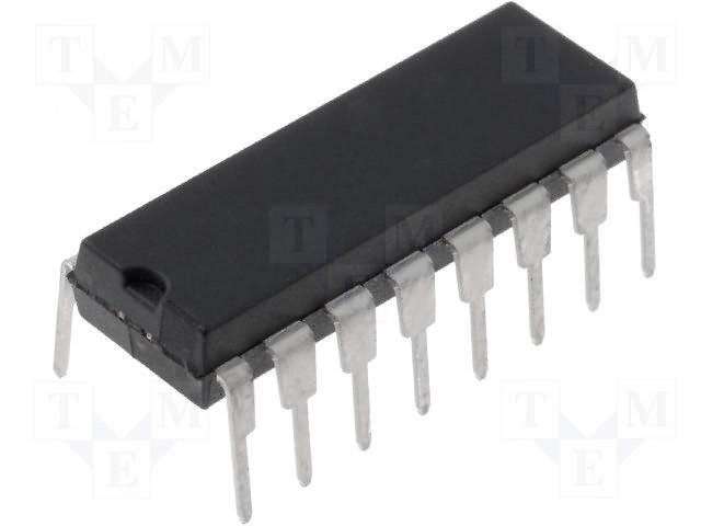 TEXAS INSTRUMENTS CD4555BE - null