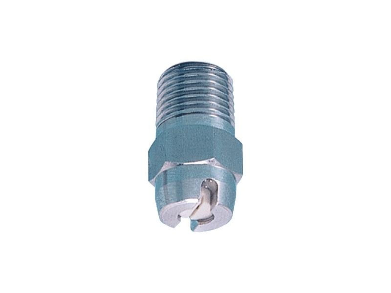 VEP series – Even flat spray nozzle with a ceramic orifice - Hydraulic nozzles – Flat Spray Pattern