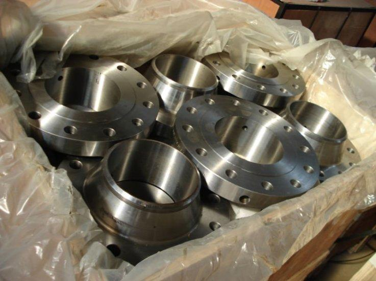 Duplex Steel Flanges - Duplex Steel Flanges